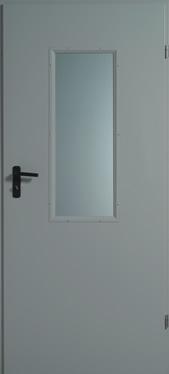 Drzwi stalowe 1