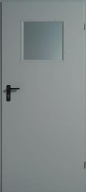 Drzwi stalowe 2
