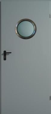 Drzwi stalowe 4