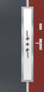 Drzwi PlusDuo Color