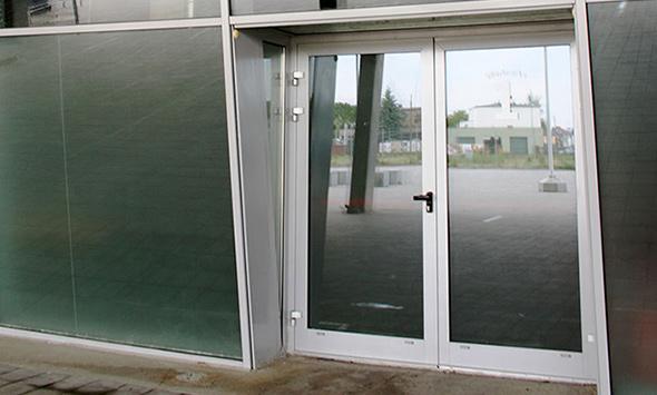 Oferta - drzwi aluminiowe